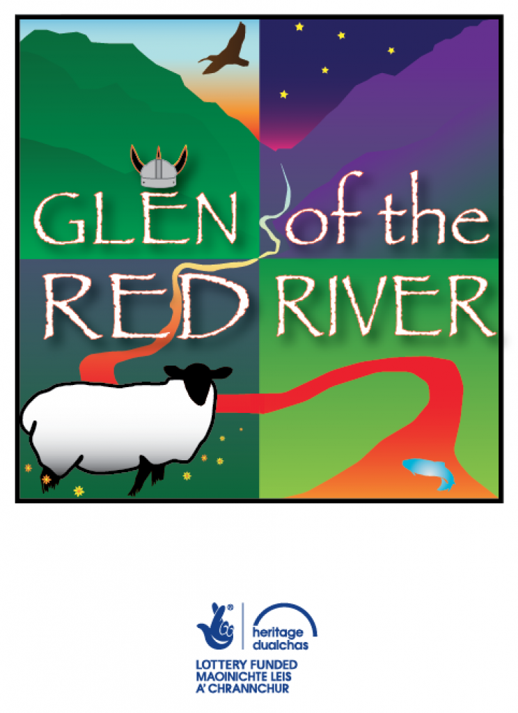 Glen of the Red River logo