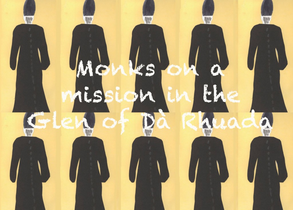 Monks w: text