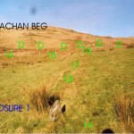 Lower Creachan Beg Bank Enclosure E
