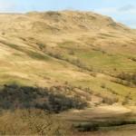 Upper Creachan Beg North-west