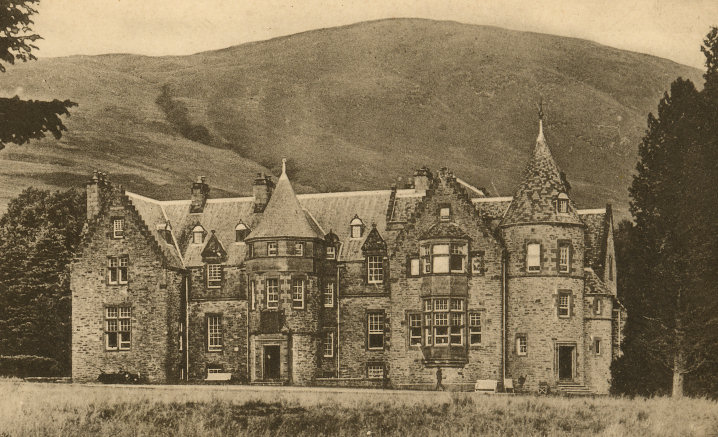 Glendaruel House