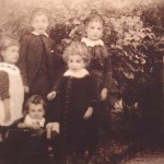 McVicar Children in 1891