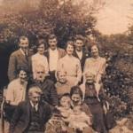 McVicar & Campbell Families 1922