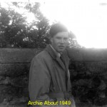 Archie About 1949