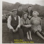 Archie Family & Morag Munro