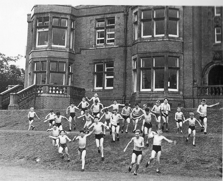 Caol Ruadh as a Children's School