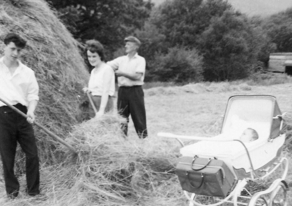 Hay Making Port an Eilean