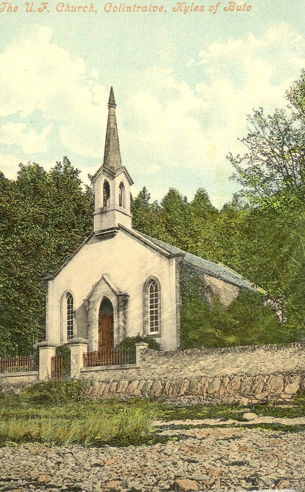 Colintraive Church